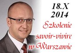 Szkolenie savoir-vivire w Warszawie